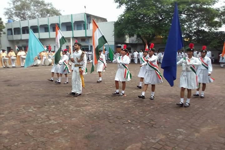 Indian School Of Learning-Republic Day Celebrations