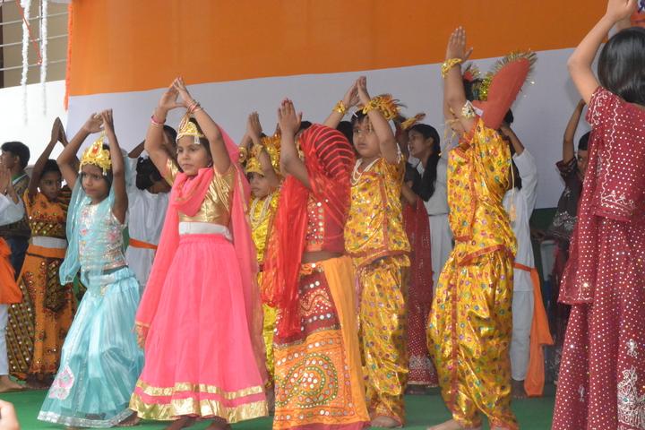J K International School-Events