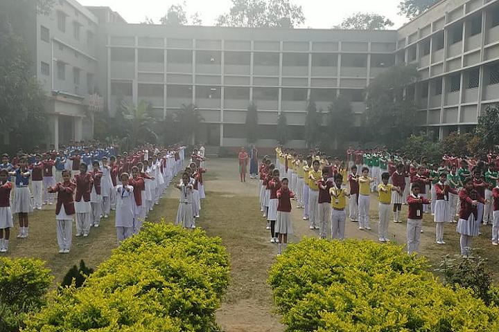 Jawaharlal Nehru Memorial School-Activity
