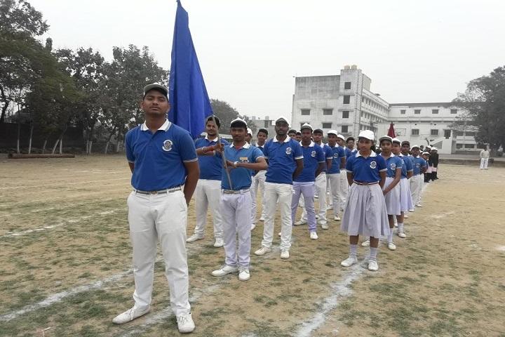 Jawaharlal Nehru Memorial School-Blue House