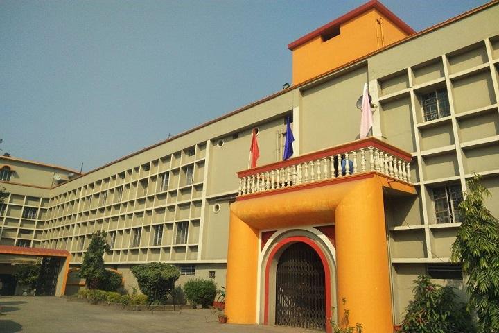 Jawaharlal Nehru Memorial School-Campus