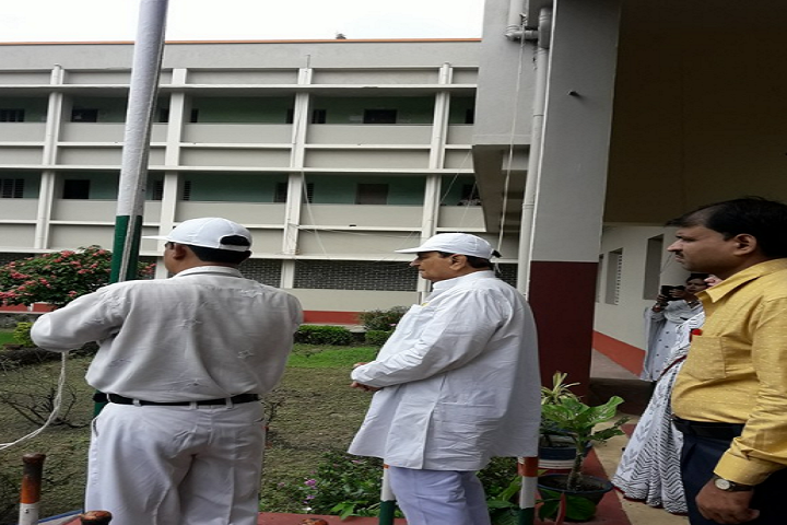 Jawaharlal Nehru Memorial School-Independence Day