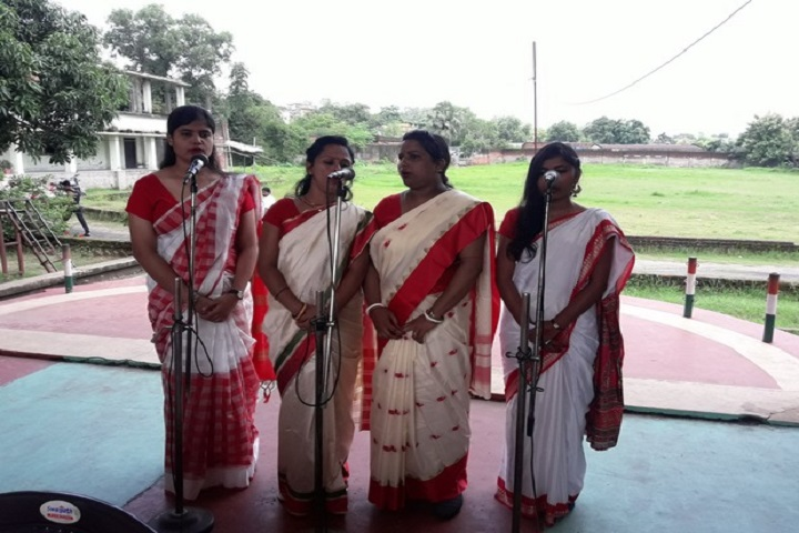Jawaharlal Nehru Memorial School-Singing