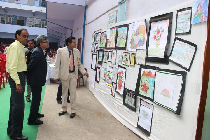 Jharkhand Public School-Art and Craft