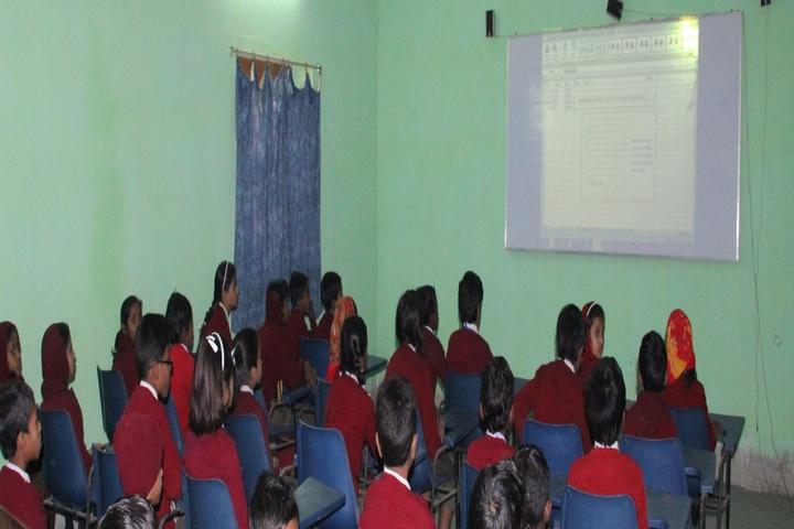 Jharkhand Public School-Classroom