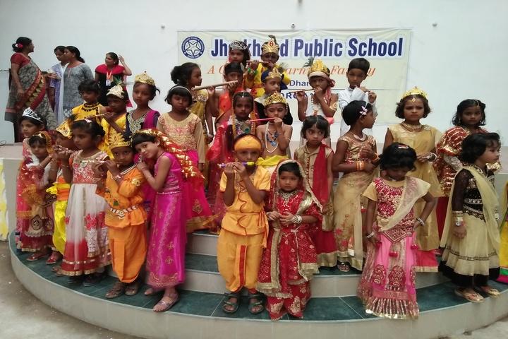 Jharkhand Public School-Krishnastami Celebrations