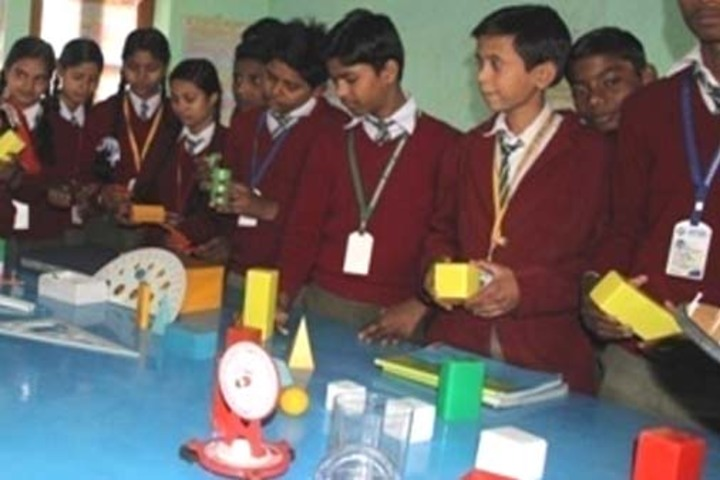 Jharkhand Public School-Maths Lab