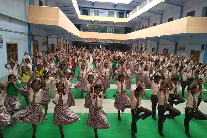 Jharkhand Public School-Yoga