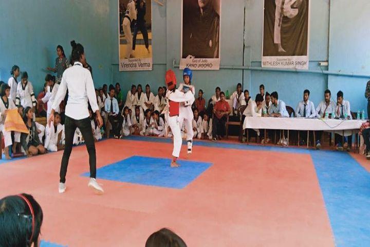 Kendriya Vidyalaya-Karate Activity