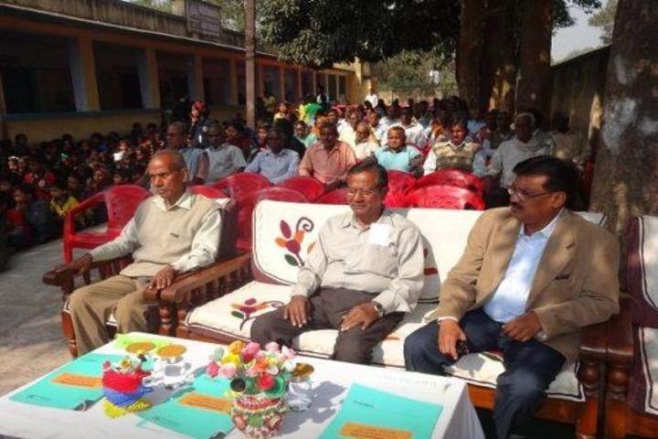 Kendriya Vidyalaya No 3-Grand Parent Day Celebrations