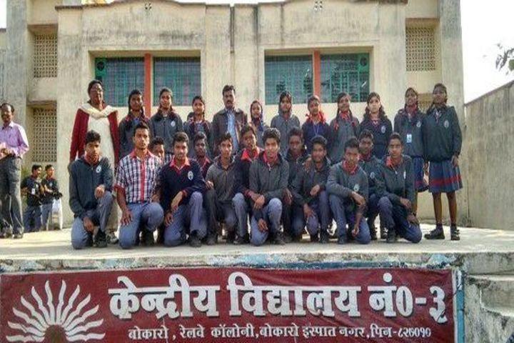 Kendriya Vidyalaya No 3-Group Photo