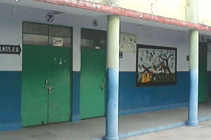 Kendriya Vidyalaya No 3-School Campus