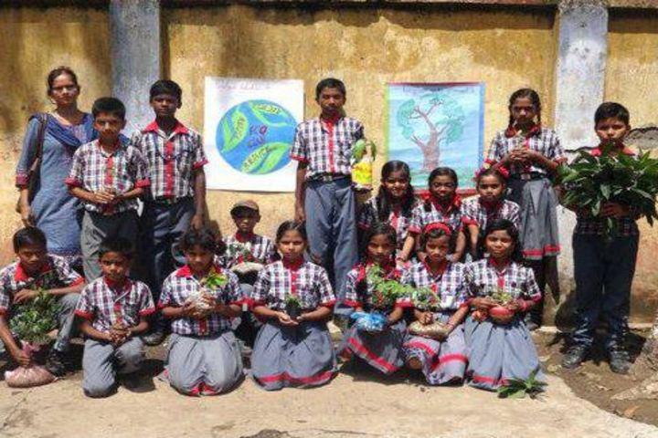 Kendriya Vidyalaya No 3-Tree Plantation