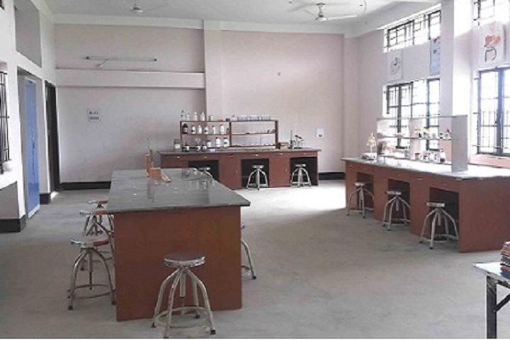 Adarsha Vidyalaya matia - science lab