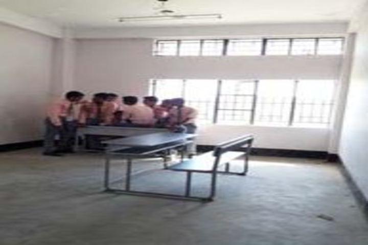 Adarsha Vidyalaya-Classroom