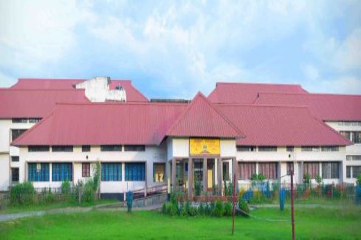 Adarsha Vidyalaya-School building