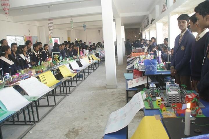 LA Garden High School-Science Exhibition