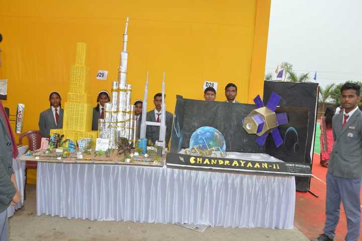 Lady K C Roy Memorial School-Science Exhibition