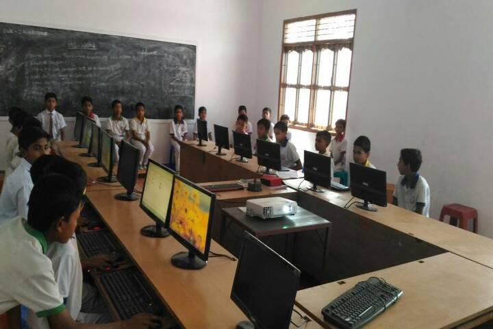 Lord Krishna School-Computer Lab