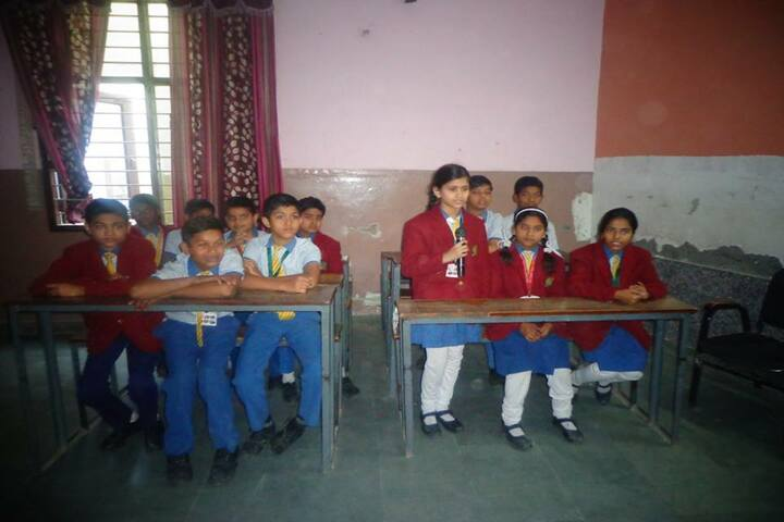 Lord Krishna School-Debate Competititon