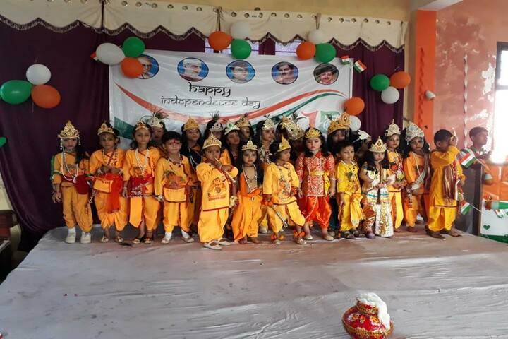 Lord Krishna School-Independence Day