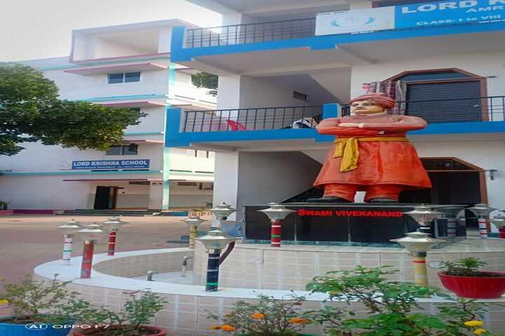Lord Krishna School-School Building