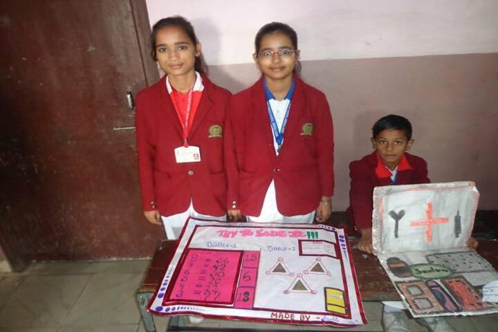 Lord Krishna School-School Exhibition