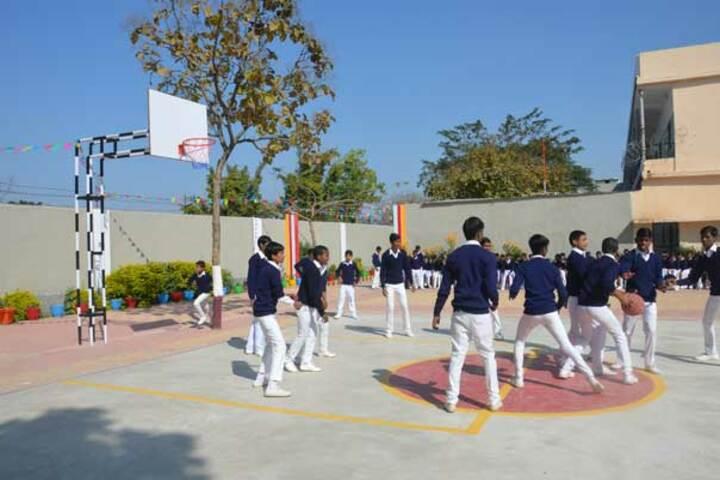 Lord Krishna School-Sports