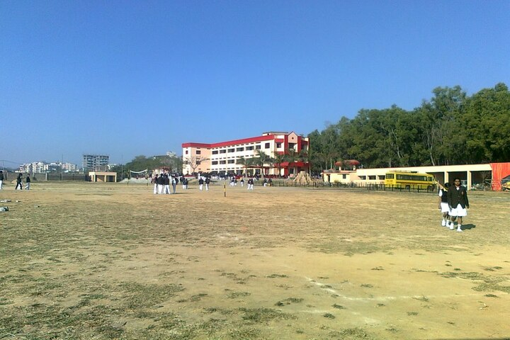 Loyola Convent School-Paly Ground