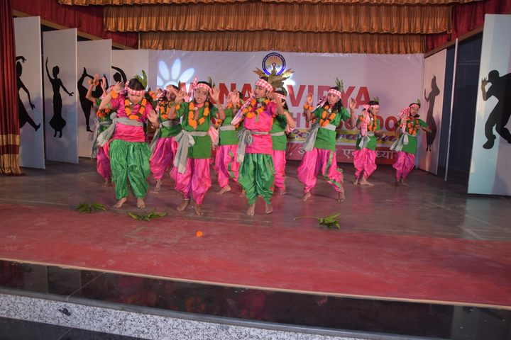 Manan Vidya-Cultural Fest