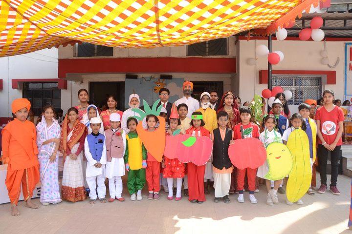 Manan Vidya-Fany Dress Competition