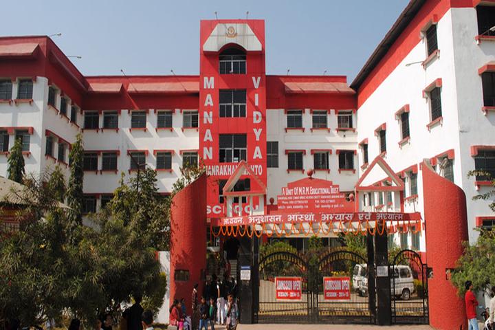Manan Vidya-School Building