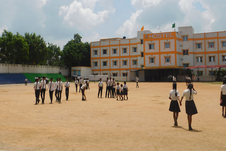 Manan Vidya-School Play Ground