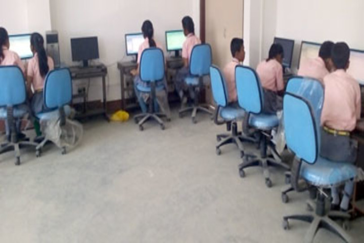 Adarsha Vidyalaya-Computer lab