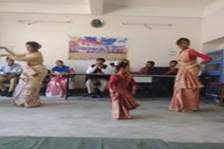 Adarsha Vidyalaya-Dance