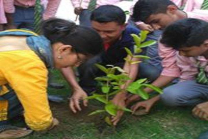 Adarsha Vidyalaya-Go Green