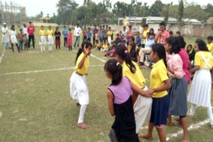 Adarsha Vidyalaya-Sports