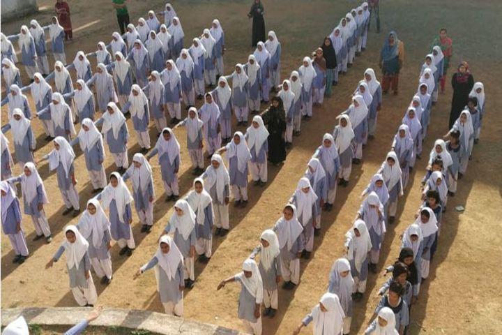 Millennium Public School-Assembly