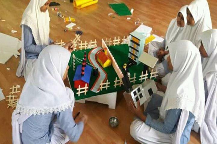 Millennium Public School-Extra Activity