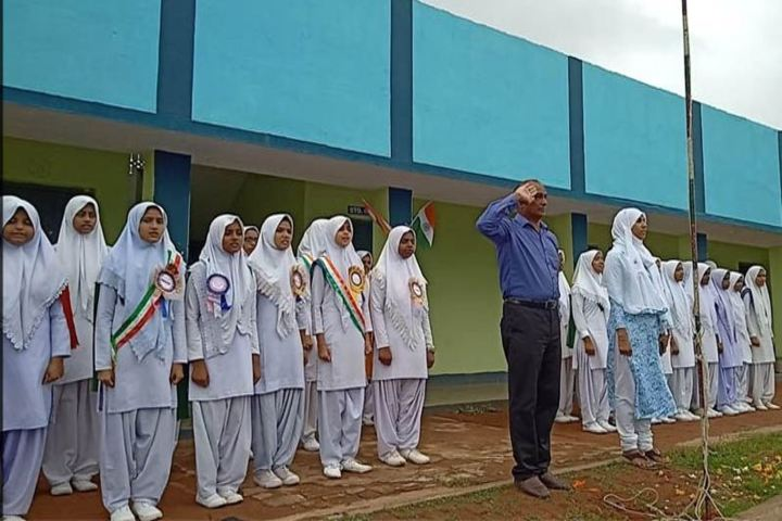 Millennium Public School-Independence Day Celebrations