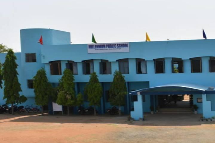 Millennium Public School-School Building