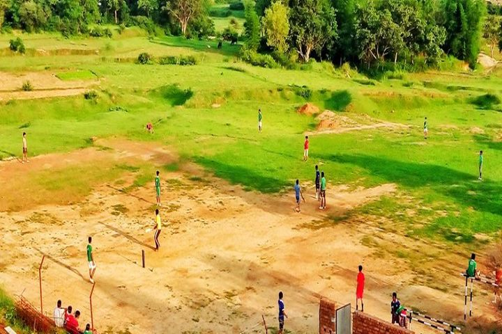 Mothers International School-Play Ground