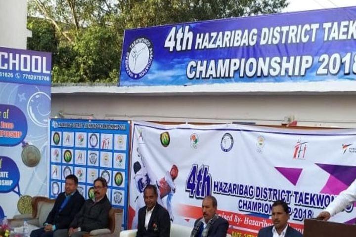 Mount Egmont School-District Hazaribag Takewould Championship