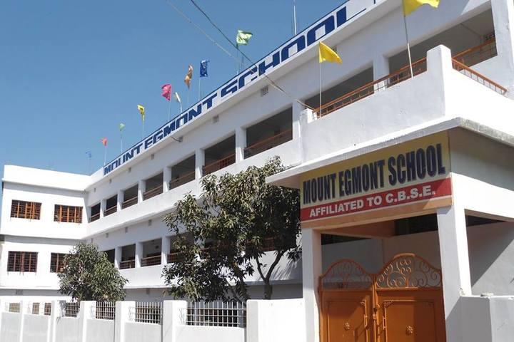 Mount Egmont School-School Building