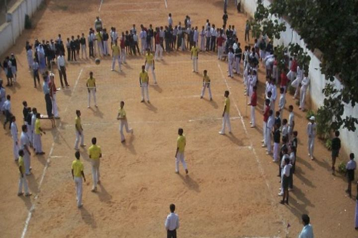 Mount Egmont School-School Play Ground