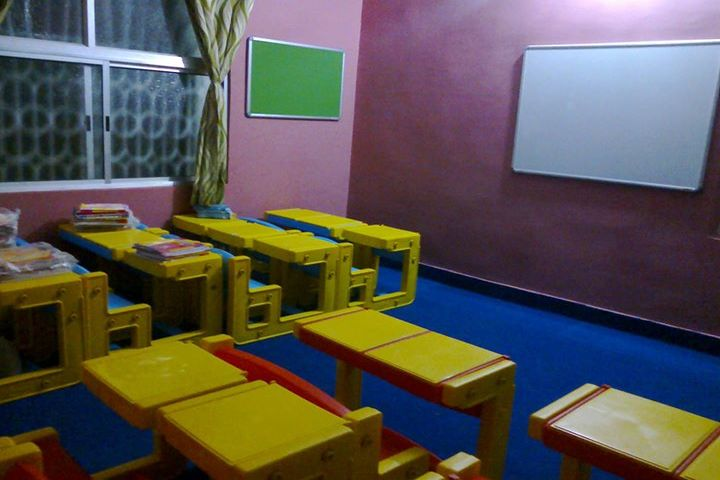 Mount Egmont School-Classroom