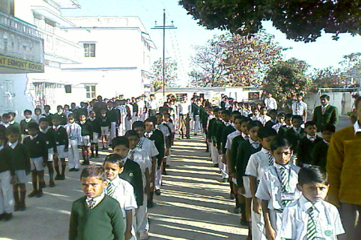 Mount Egmont School-Morning Assembly