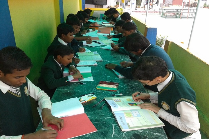 Mount Egmont School-Painting Activity