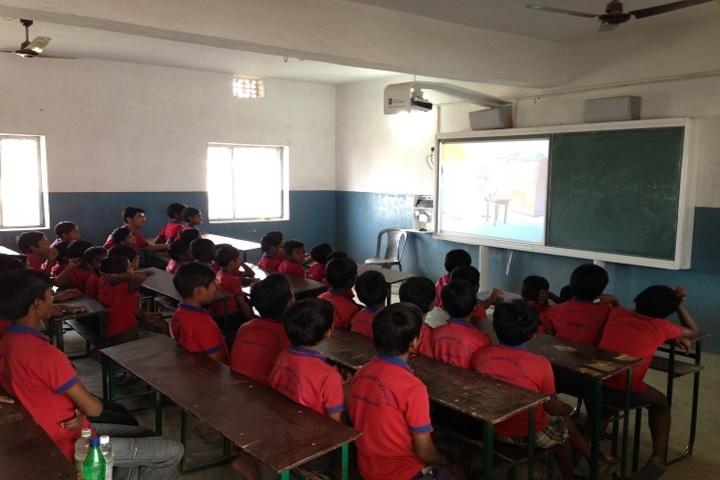 Mount Egmont School-Smart Classroom