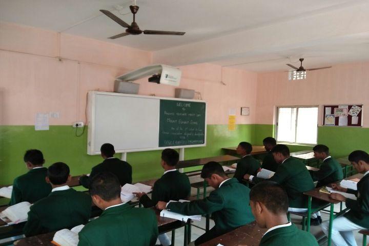 Mount Egmont School-Study Period